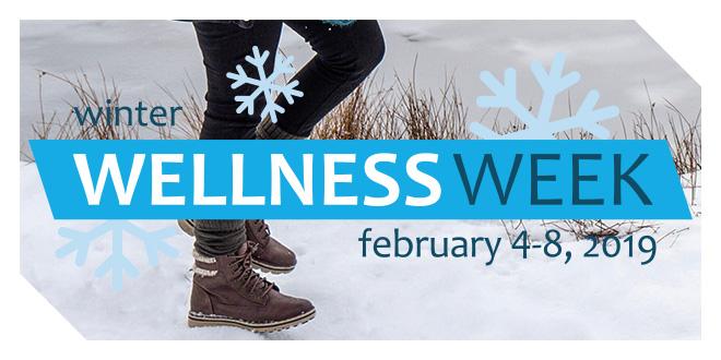Winter Wellness Week 2019
